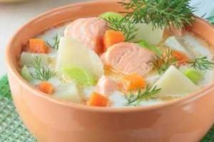 Sebzeli Balık Çorbası Tarifi