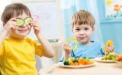 Çocuk Sağlığı İçin Doğru Beslenme