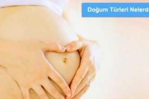 Normal Doğum ile Sezeryan Doğum Arasında Ki Fark Nedir?