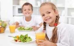 Çocuklara Yönelik Sağlıklı Beslenme ve Yaşam Önerileri