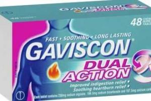 Gaviscon Ne İşe Yarar ? Kullanımı