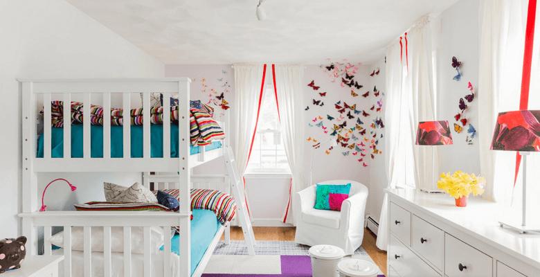 2018 Çocuk Odası Dekorasyon Fikirleri
