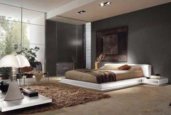 modern-yatak-odası-dekorasyonu Yatak Odası Dekorasyonu Nasıl Olmalı?