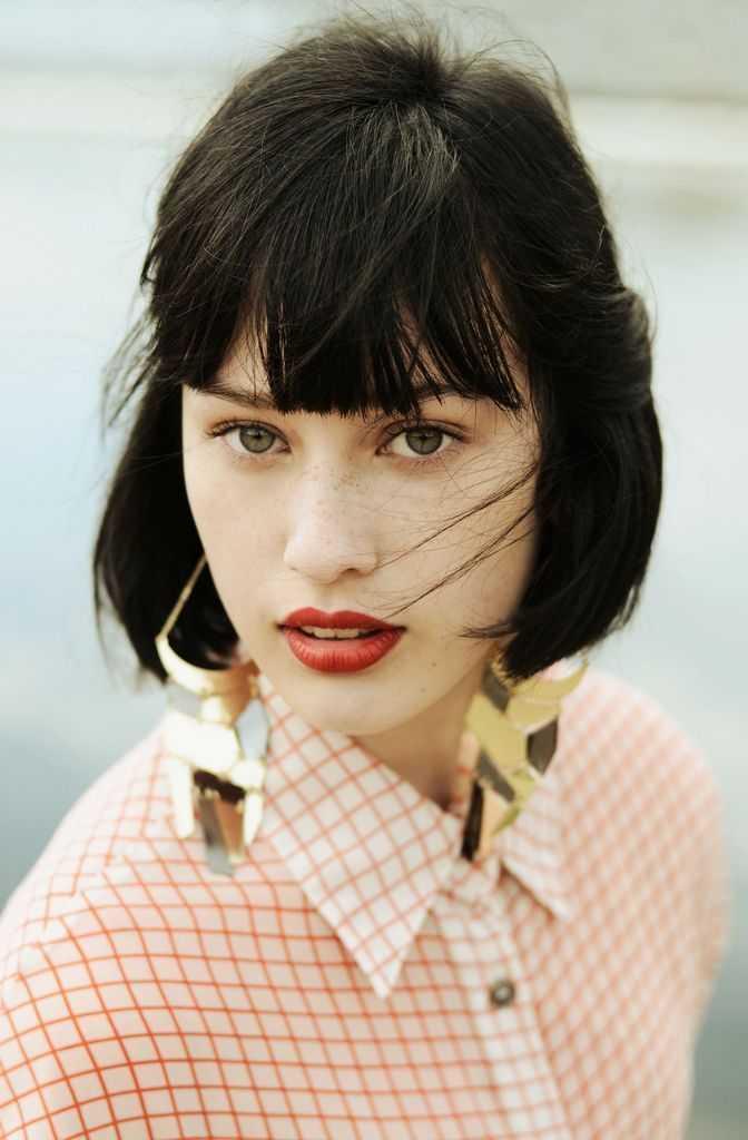 Kahkül_Modelleri_nazende Sıradışı Saç Modası: Kahkül Modelleri