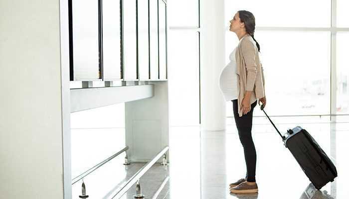 Hamilelikte Seyahat: Dikkat Edilmesi Gerekenler