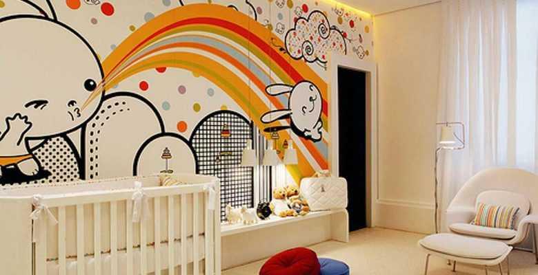 2017 Çocuk Odası Dekorasyon Örnekleri